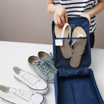 1PC Multifunctional Travel Shoe Storage Bag