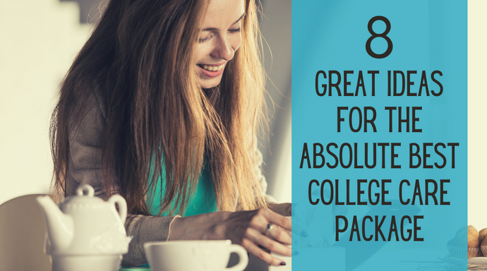 8 Great Ideas for the Absolute Best College Care Package