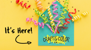 Blog-Announcing: Craft and Color Co!-Craft and Color Co