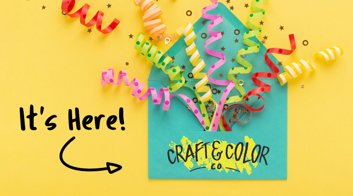 Announcing: Craft and Color Co!