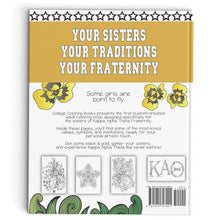 Kappa Alpha Theta Coloring Book