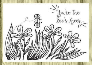 Chi Omega CHI O XO Coloring Note Cards