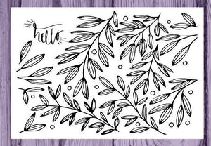 Delta Phi Epsilon DPhiE Coloring Note Cards