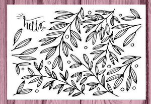 Phi Mu Fraternity Coloring Note Cards