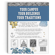 US Naval Academy Coloring Book