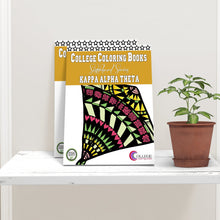 Kappa Alpha Theta KAT Coloring Book-Craft and Color Co