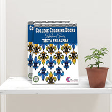 Theta Phi Alpha Coloring Book-Craft and Color Co