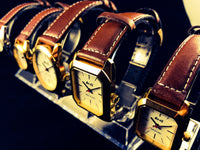 "Japanese watch brand ""PIANO LEATHER"""