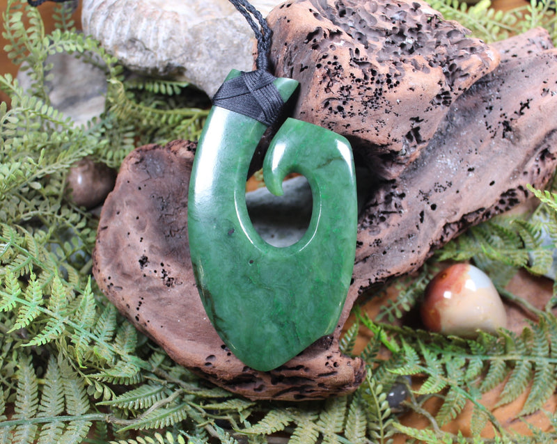 New Zealand Greenstone Twist