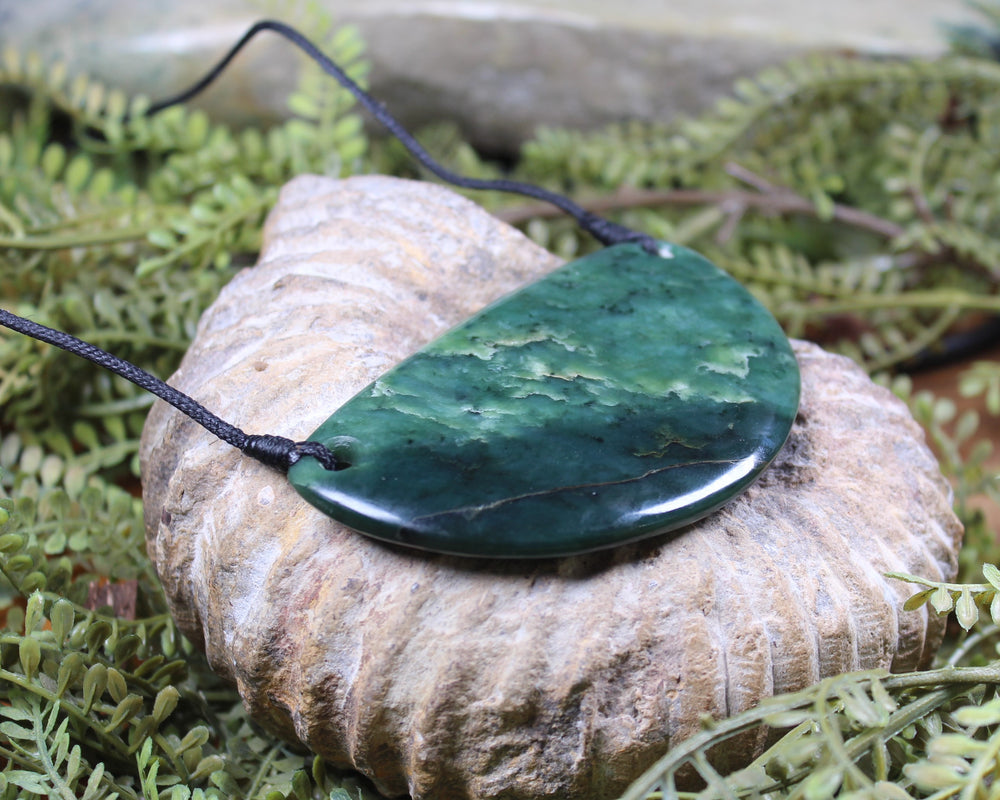 Adjustable Pounamu Bracelet - New Zealand Greenstone