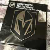 Golden Knights Auto Emblem Chrone