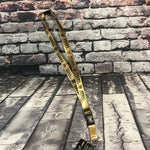 Golden Knights Lanyard - Gold