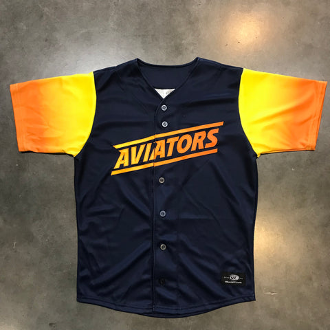 Las Vegas Aviators Youth Home Alternate Game Jersey – Sports