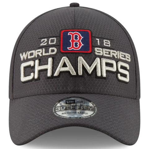 Boston Red Sox 2018 World Series Champs Adjustable Cap