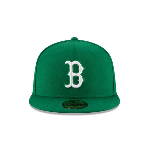 Boston Red Sox 2018 Saint Patrick's Day 59Fifty Fitted Hat - Green