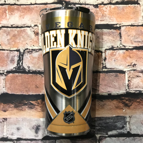 Golden Knights 20oz Stainless Tumbler