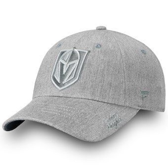 Golden Knights Gray Tone Adjustable Hat - Gray