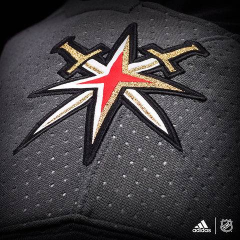 Vegas Golden Knights Alternate Star Logo Patch
