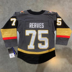 Vegas Golden Knights Youth Reaves Premier Jersey- Home