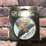 Golden Knights Ryan Reaves #75 Souvenir Puck