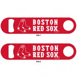 Red Sox SLOGAN METAL BOTTLE OPENER 2 SIDED