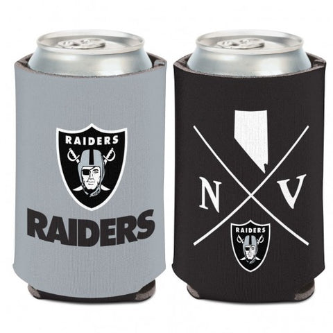 Las Vegas Raiders NV Hipster Can Cooler