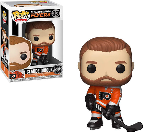 Funko POP! NHL: Flyers Claude Giroux #07