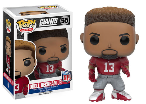 Funko POP! NFL: Giants Odell Beckham Jr. #55