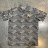 Golden Knights Men's Method Polo - Gray
