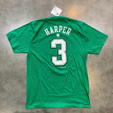 Phillies Men's Harper St Patrick's T-Shirt- Green