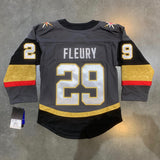 Vegas Golden Knights Fleury Youth Premier Jersey - Home