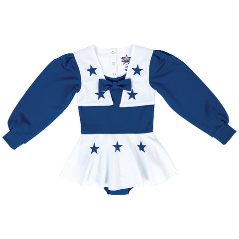 Cowboys Kids Cheerleader Outfit