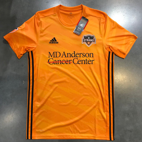 Houston Dynamo Men's MLS Soccer Jersey