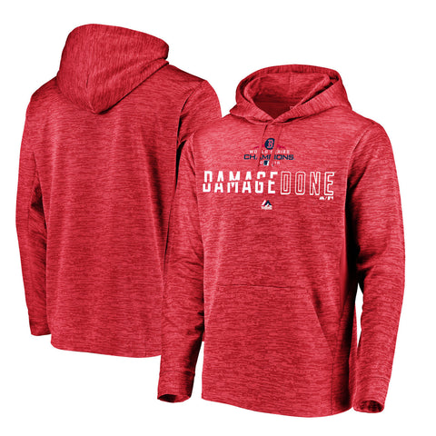 Red Sox Men's Damage Done Hood