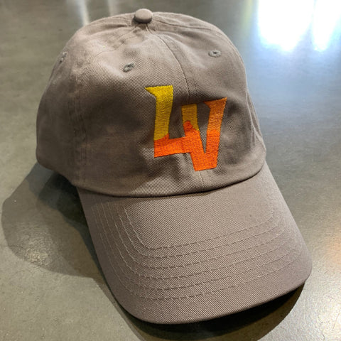 Aviators LV Slouch Hat - Gray