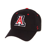 University of Arizona Competitor Velcro Adj - Black