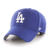 Los Angeles Dodgers Home MVP Adjustable Hat - Royal Blue