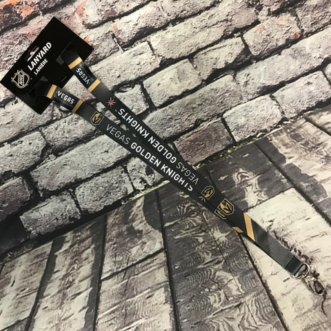 Golden Knights Sublimated Lanyard