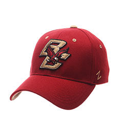 Boston College Stretch Fit Hat - Maroon