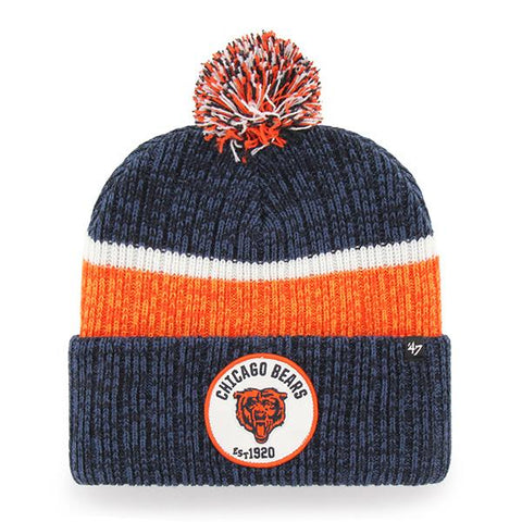 Chicago Bears Holcomb '47 Cuff Knit