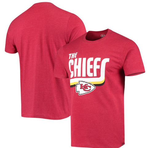 Kansas City Chiefs Regional Club T - Red