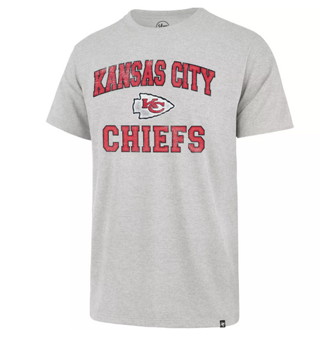 Kansas City Chiefs Arch Franklin Club '47 Brand Men's T-Shirt