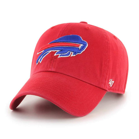 Buffalo Bills Core Classic Strapback Hat - Red