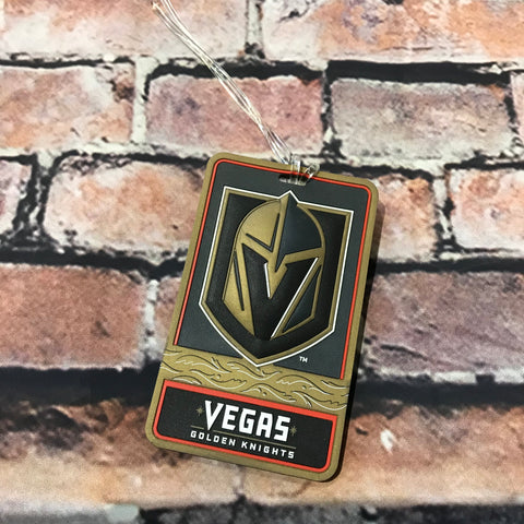 Golden Knights Luggage Tag