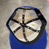 Warriors Back Half Gradient Snap Back