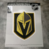 Vegas Golden Knights Helmet Logo Patch