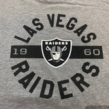 Las Vegas Men's Raiders Gray Club T Shirt