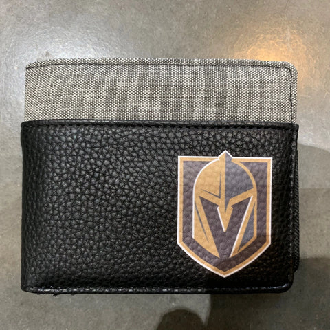 Vegas Golden Knights Bi Fold Wallet