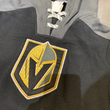 Golden Knights Youth Lacer Hood Primary Logo