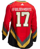 Vegas Golden Knights Power of 31 Authentic Adidas Alternate Jersey Customization ***
